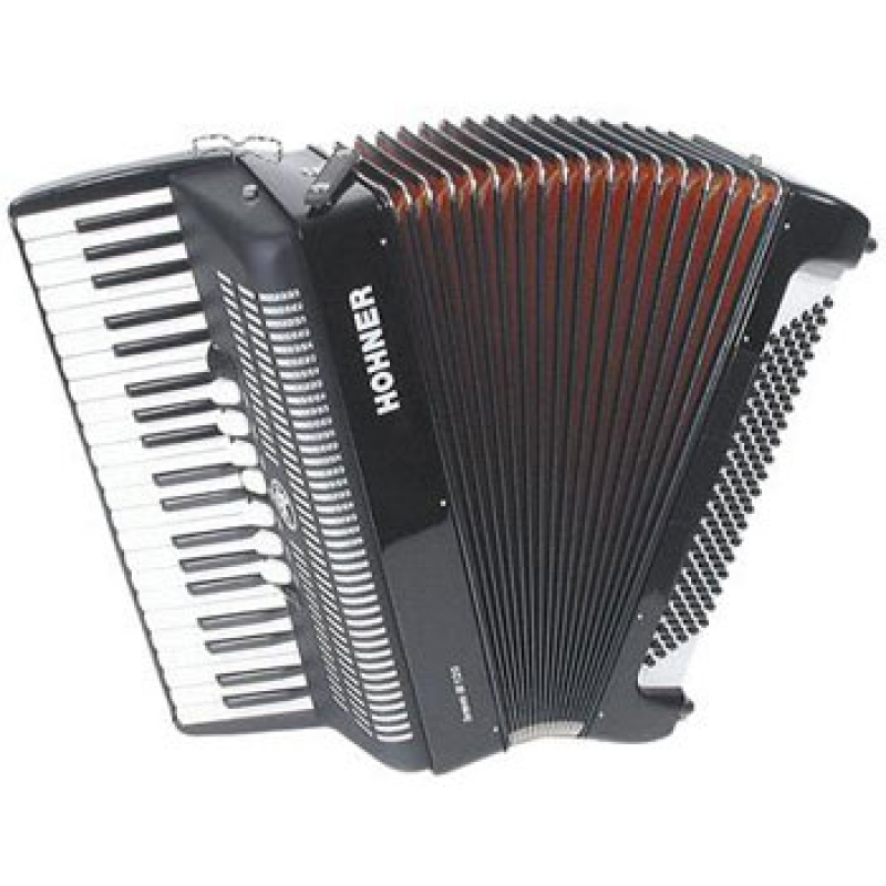 Acordeon Hohner Bravo III120, chromatic
