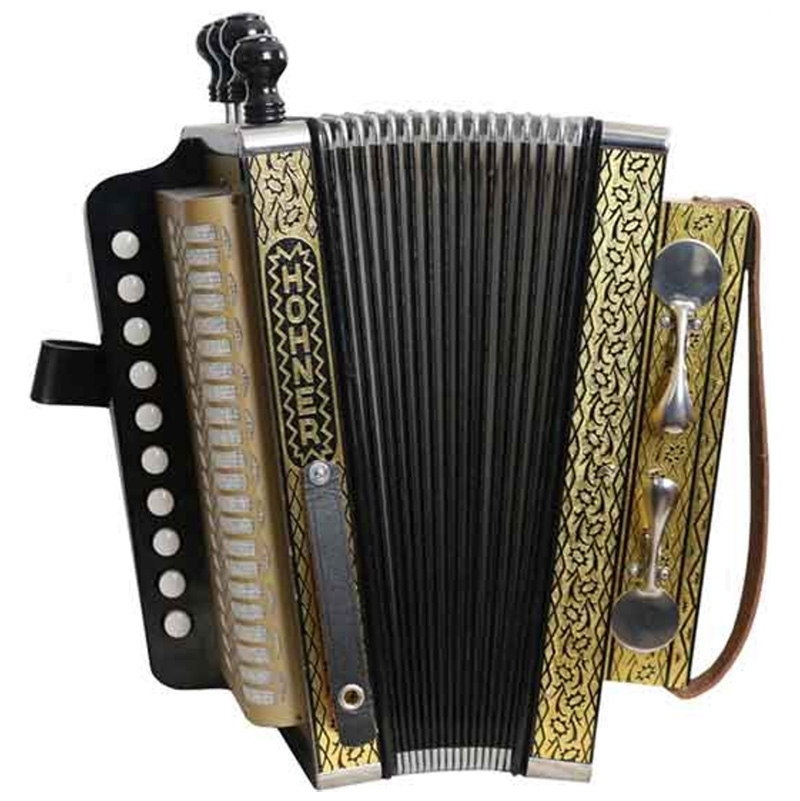 Diatonic accordion VIENA 114C