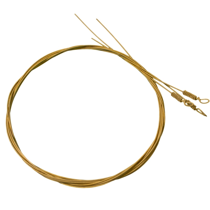 Snare wire for Malacacheta drum