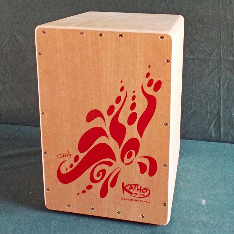 "Caixó flamenc KATHO ""Fiesta"""