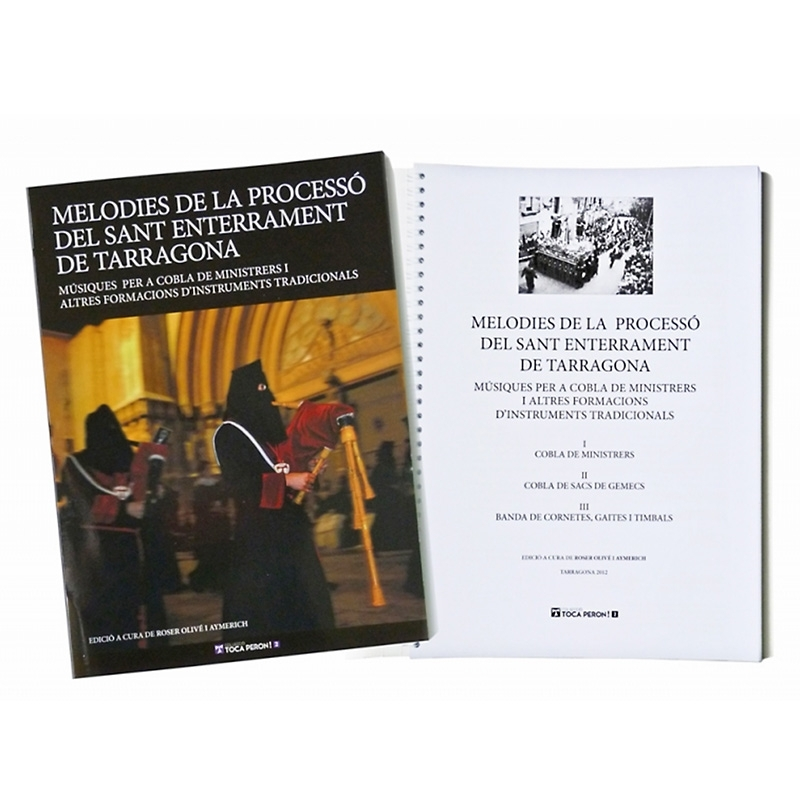 Catalan sheet music book (2)
