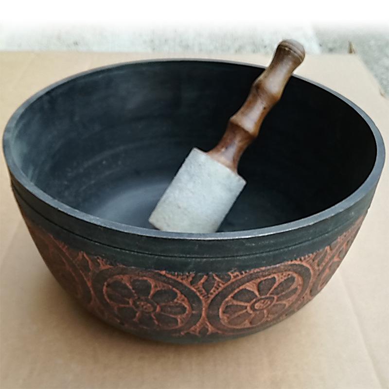 """Tibetan sound bowl 10"""""""