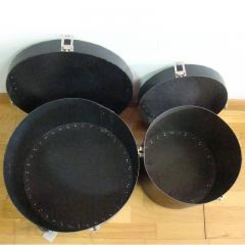 Estuche tambor grande