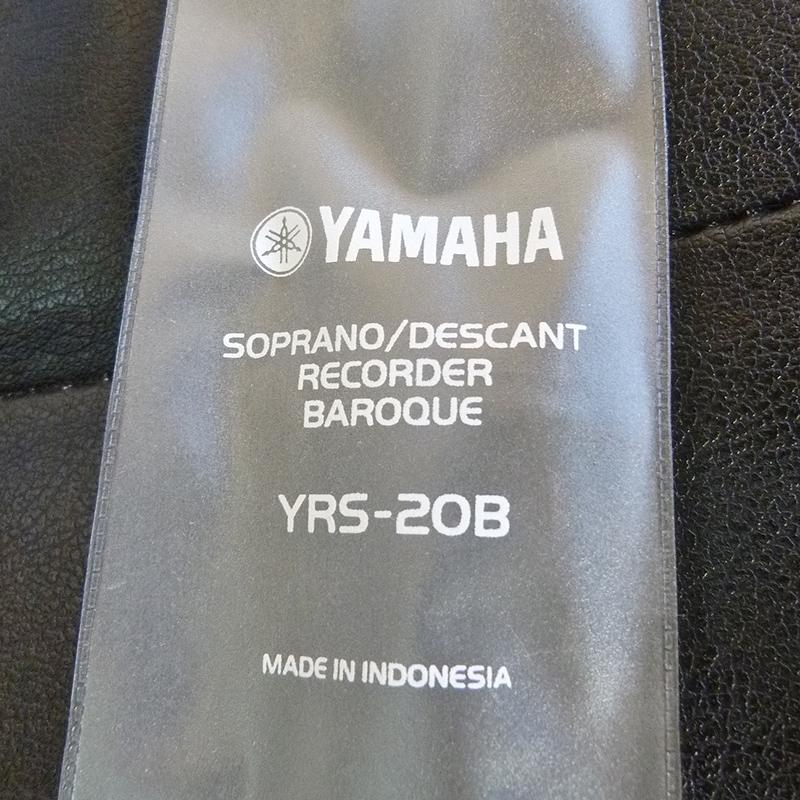 Flauta soprano Yamaha