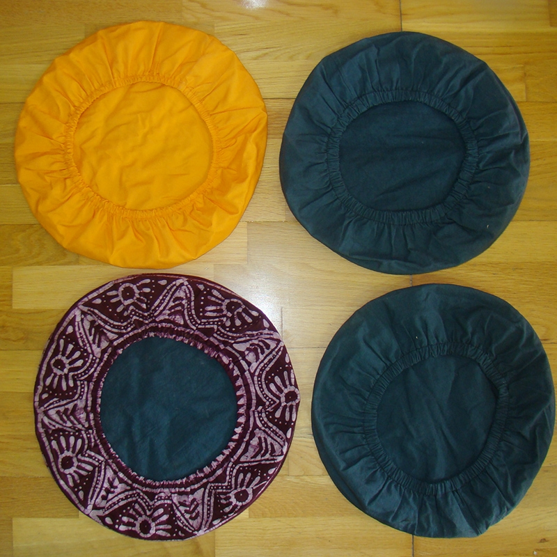 Fundas parches djembe