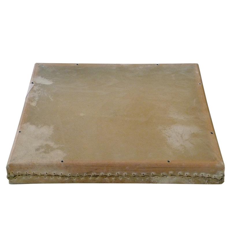 Pandeiro quadrat de pell