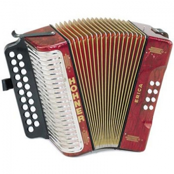 Diatonic accordion ERICA 1600/2