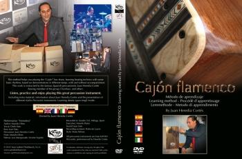 DVD Cajon learning method
