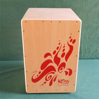 "Flamenco cajon KATHO ""Fiesta"""