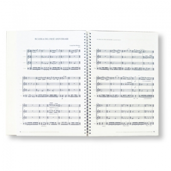 Catalan sheet music book (3)