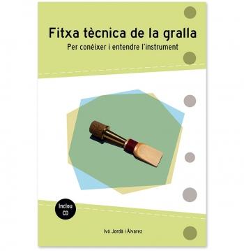 """Llibre """"Fitxa tècnica gralla"""""""