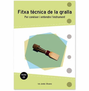 "Catalan book ""Fitxa tècnica gralla"""