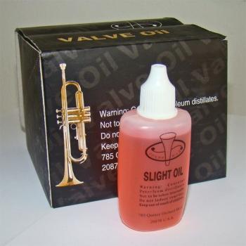 Aceite válvulas para trompeta